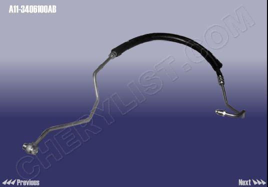 CHERY AMULET ШЛАНГ :: A11-3406100AB A11-3406100AB