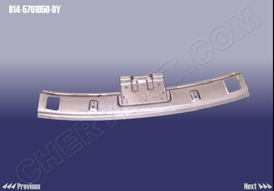 CHERY AUTOMOBILE EASTAR CROSS V5 BEAM ASSY - FRONT ROOF ( ELECTROPHORESIS) :: B14-5701050-DY