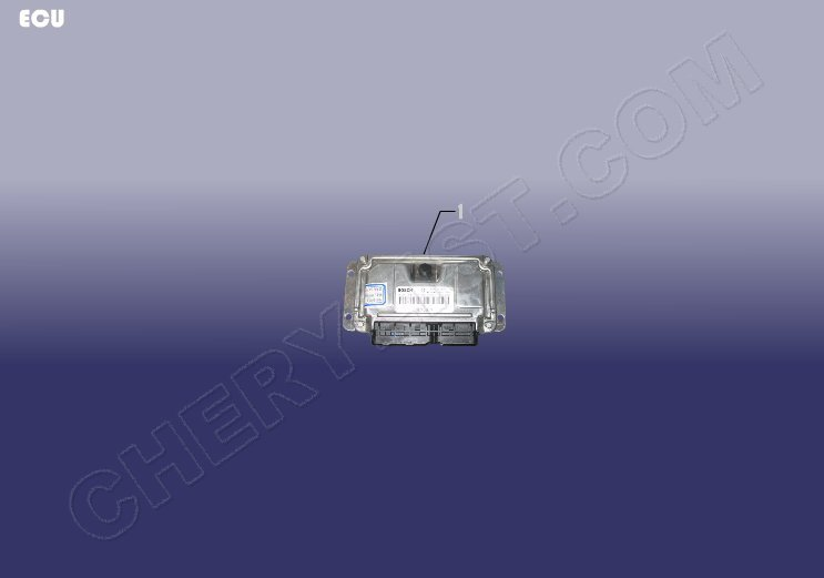 CHERY AUTOMOBILE A3 M11 ECU