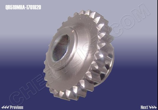 CHERY AUTOMOBILE A3 M11 IDLER PULLEY ASSY :: QR519MHA-1701820