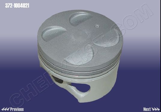 CHERY AUTOMOBILE QQ SWEET PISTON :: 372-1004021