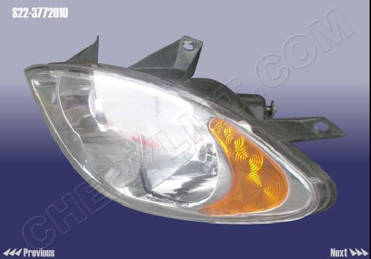 CHERY AUTOMOBILE RIICH S22 LAMP ASSY - HEAD LH :: S22-3772010